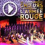 """Ce soir, les ChÅ""""urs de l´Armée Rouge de Russie au théâtre romain de Carthage"""