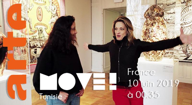 En vidéo : MOVE ! Tunisie au coeur de la Danse ce 10 juin sur Arté