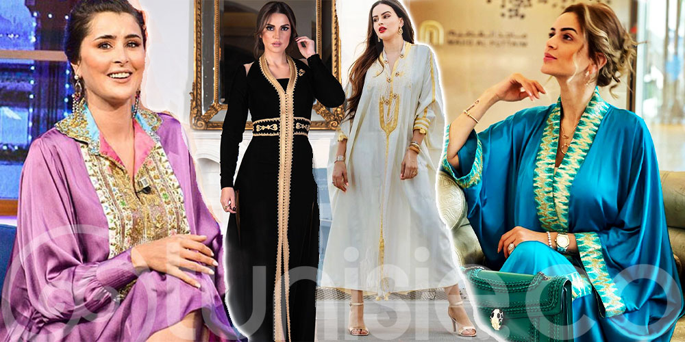 Ramadan 2021 : les stars tunisiennes sublimes en habit traditionnel