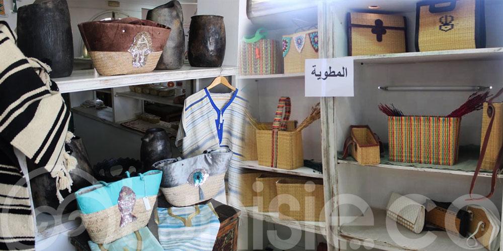 Artisan où quand l'artisanat brille au profit des femmes du milieu rural à Tunis