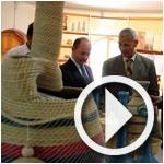 En vidéos : Ambiance de la foire de l'artisanat à Zaghouan du 29 mai au 7 juin 2012