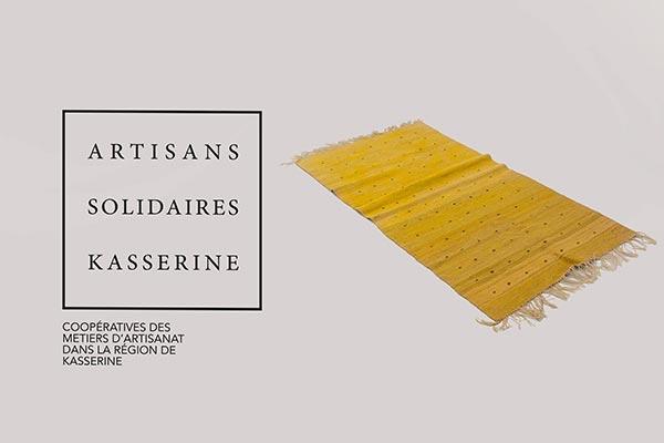 Lancement des produits Artisans Solidaires Kasserine le 14 janvier 2017