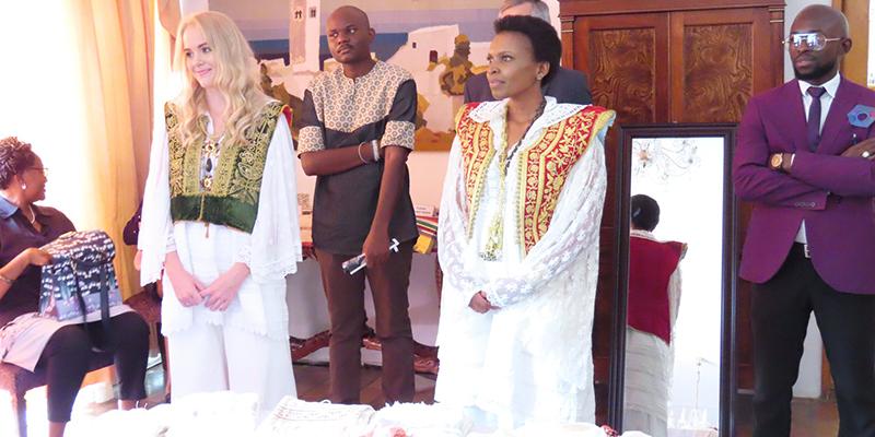 L'artisanat tunisien fleurit en Afrique du Sud