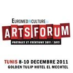 ARTS FORUM TUNIS du 8 au 10 décembre 2011 au Golden Tulip Hôtel El Mechtel