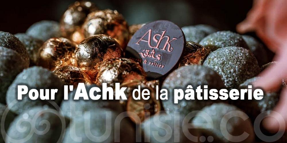 Croquant, succulent : pour l'Ashk de la pâtisserie