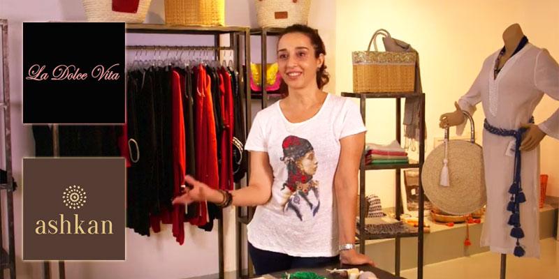 En vidéo : Quand la série documentaire 'La Dolce Vita' parle de la marque tunisienne Ashkan