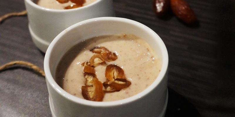 Fêtez le Mouled avec l'Assida aux dattes, gourmande et nutritive