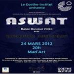Le Goethe-Institut présente 'Aswat' aux 'Journées de musique alternative' le 24 mars à Mad'Art