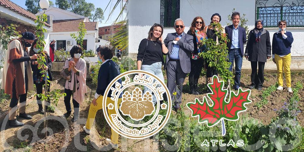 ATLAS inaugure le 'First festival Sakura' en présence de l'Ambassadeur du Japon