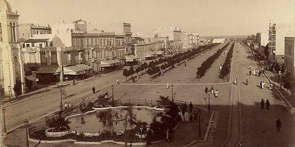 En photos : 100 ans d´histoire de l´Avenue Habib Bourguiba