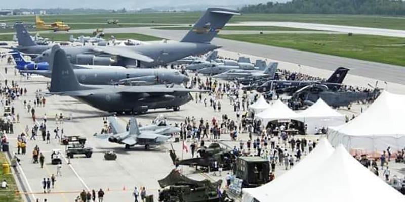 تونس تحتضن المعرض الدولي للطيران والدفاع في دورته الأولى