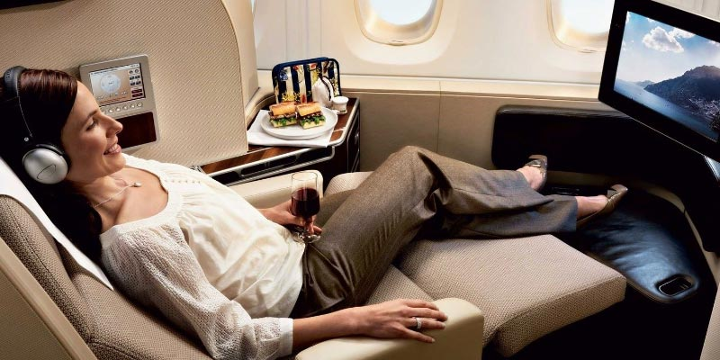 Les 10 meilleures Business Class au monde by The Travelers Club