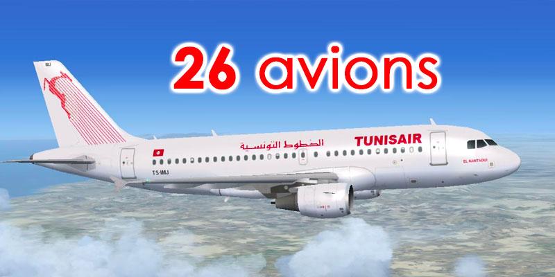 26 avions opérationnels avant fin mai 2019 pour l'été