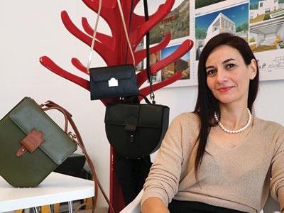 En vidéo : Samia Ben Abdallah présente les sacs et produits artisanaux AWA
