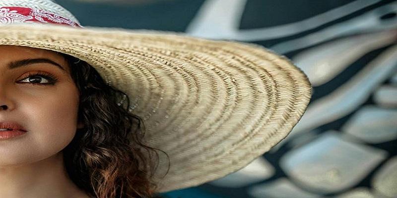 L'actrice tunisienne Amira Darouiche lance sa propre griffe artisanale