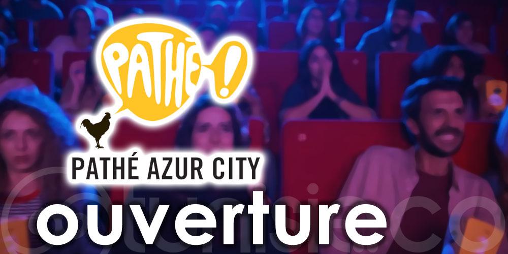 Pathé ouvre enfin son multiplex au centre commercial Azur City !