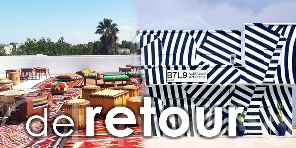 Relookée, la B7L9 Art Station rouvre enfin ses portes
