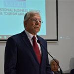 Taieb Baccouche parrain de la promotion 2016 de VATEL Tunis