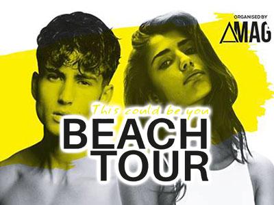 Les nouvelles dates et beachs du Metropolitan Beach Tour 2017