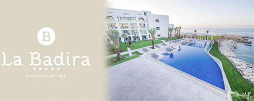 En photos : La Badira, un nouvel hôtel de luxe à Hammamet Nord