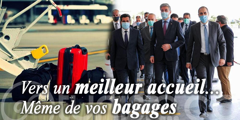 Vers un meilleur accueil... même de vos bagages