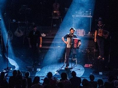 'Les Ogres de Barback' en concert à l'IFT le 05 Mai