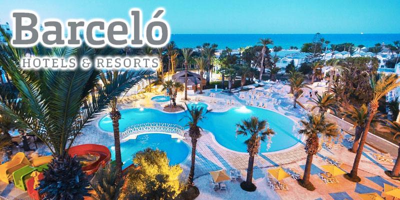 La chaine Barceló prend la gestion de l'hôtel Occidental Sousse Marhaba