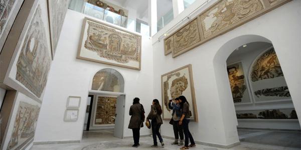 Musée National du Bardo : Histoire d´un musée qui résiste à toutes les épreuves