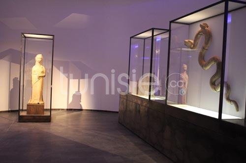 Musée du Bardo rénové : Désormais 8000 objets et oeuvres exposés