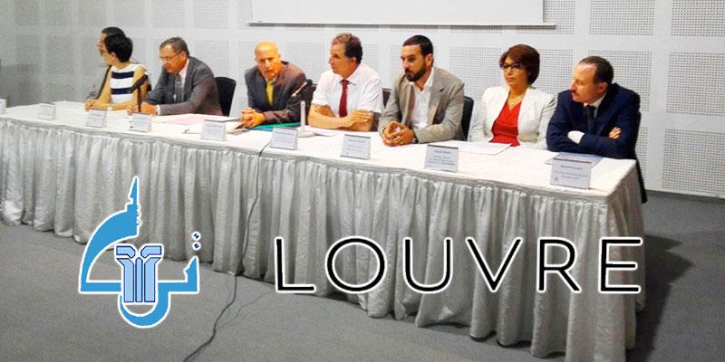 Renouvellement du partenariat entre Le Bardo et Le Louvre