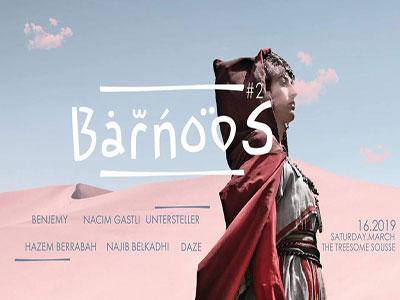 Barnoos, quand la gastronomie et les habits tunisiens s'entremêlent