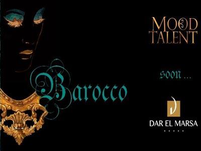 Barocco by Mood Talent du 6 au 8 octobre