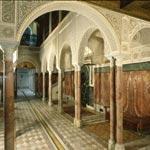 Le palais Ennejma Ezzahra : Dar El Baron d'Erlanger