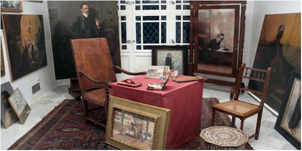 En vidéos : Inauguration de l´atelier de peinture du Baron d´Erlanger au Palais Ennejma Ezzahra