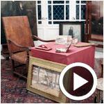 En vidéos : Inauguration de l'atelier de peinture du Baron d'Erlanger au Palais Ennejma Ezzahra