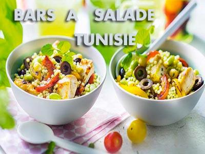 5 adresses de Bars à salade pour un repas healthy et léger