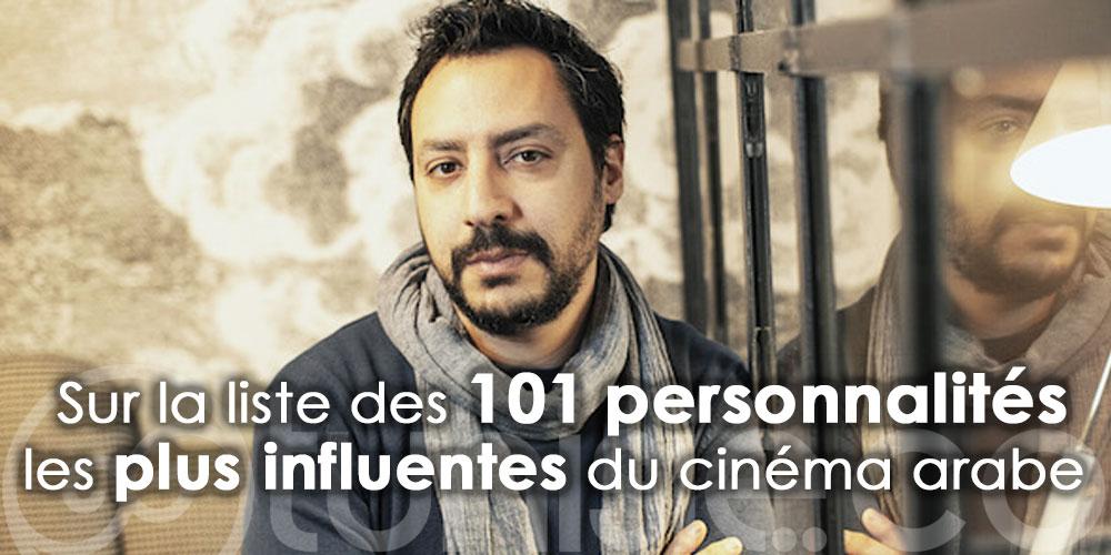 Mehdi Barsaoui sur la liste des 101 personnalités les plus influentes du cinéma arabe