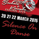 Tunisian Bachata & Kizomba Festival du 20 au 22 Mars à Hammamet