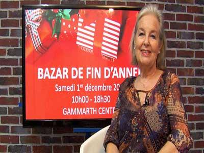 En vidéo : Présentation du Bazar de Fin d'Année 2018 de l'International Women's Group