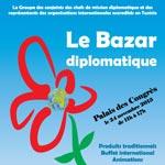 Le Bazar Diplomatique, un évènement caritatif, dimanche 24 novembre au Palais des Congrès