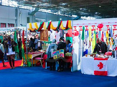 En vidéo : Le Bazar Diplomatique, une édition à succès qui a tenu ses promesses!