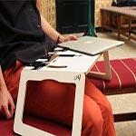En photos : Le BAZAR lance un support pour ordinateur avec un style tunisien
