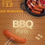 BBQ Party spécial Aïd le 12 Septembre à l´hôtel Africa Jade
