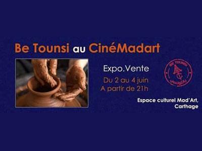 Expo-vente ramadanesque du 2 au 4 juin au CinéMadart