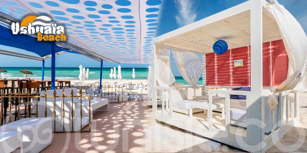 Découvrez le magnifique Ushuaïa Beach Djerba du Radisson Blu Palace Resort & Thalasso