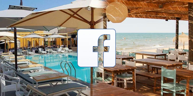 Top des Beach, Bars et Lounge à Tunis selon le nombre de fans
