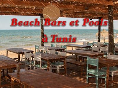 Les incontournables Beach Bars de l'été 2018 à Tunis