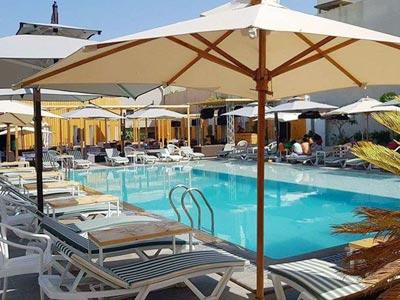 Top des Beach, Bars et Lounge à Tunis selon le nombre de fans