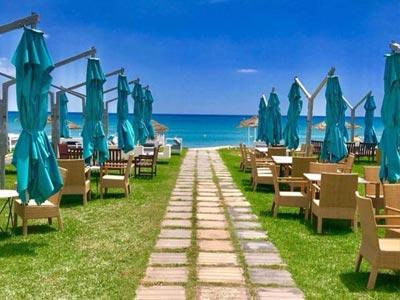 Les incontournables Beach Bars de l'été 2018 à Hammamet