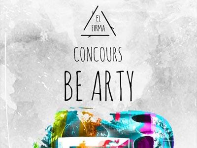Artistes amateurs et professionnels, participez au concours BeArty à El Firma